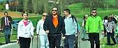 Pohod v nordijski hoji s predsednikom Slovenije