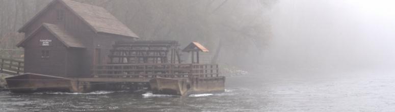 mlin na Muri Prekmurje